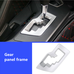 For Toyota RAV4 2016-2017 2018 Interior Gear Cover Trim Car Styling Accessories
