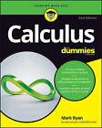 Calculus For Dummies by Mark Ryan (Paperback, 2016)