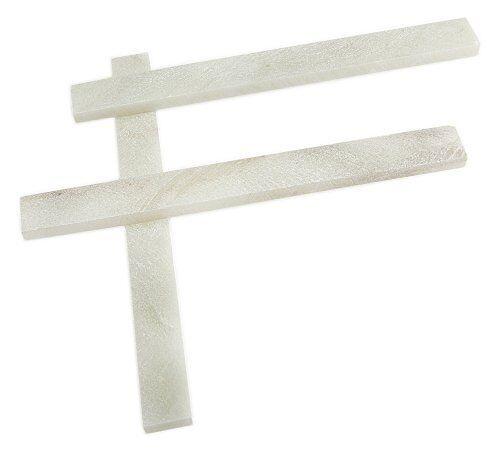White Forney 60306 Flat Soapstone Refill