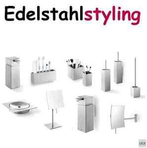 Zack Xero Edelstahl Badaccessoires Komplette Serie Zur Auswahl Ebay