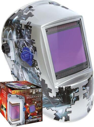 Schweißschutzhelm LCD SPACEVIEW 5-9//9-13 auch für Brille