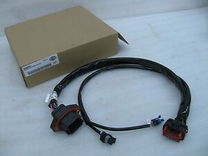 new harley davidson saddlebag speaker lid wire harness 69200923 rh ebay com ultima complete wiring harness kit for harley-davidson harley davidson wiring harness softail