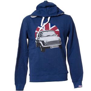 Mr-Freedom-felpa-Sweatshirt-cappuccio-uomo-donna-Mini-Vintage-Uk-Hooded-London