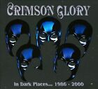 In Dark Places: 1986-2000 [Box] * by Crimson Glory (CD, Aug-2010, 5 Discs, Metal Mind Productions)