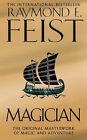 Magician by Raymond E. Feist (Paperback, 1993)