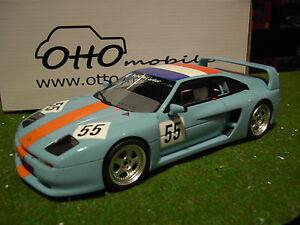 VENTURI-400-RALLYE-RALLY-au-1-18-OTTOMOBILE-OTTO-MODELS-voiture-miniature-OT096
