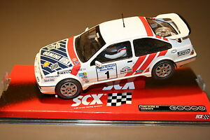 Slot-SCX-Scalextric-65050-Ford-Sierra-Cosworth