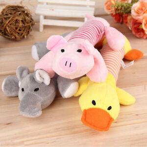 mascota-cachorro-para-morder-con-SILBADOR-Peluche-Sonido-Cerdo-Elefante-pato