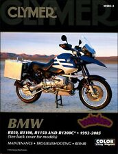 BMW SHOP MANUAL SERVICE REPAIR BOOK 1993-2005 R850 R1100 R1150 R1200C CLYMER BMW