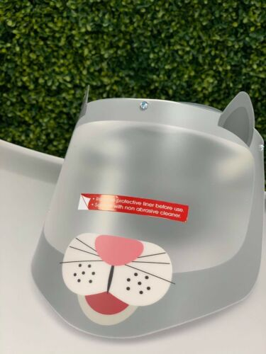 Children's Full Face Shield Face Mask Kids /& Adults Face Shields MADE IN USA