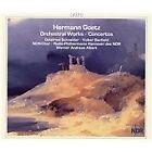 Hermann Goetz - : Orchestral Works; Concertos (2003)