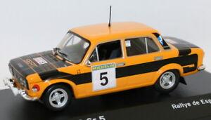 Altaya-1-43-Scale-Seat-1430-1800-Gr-5-Rally-De-Espana-1973-5-Babler