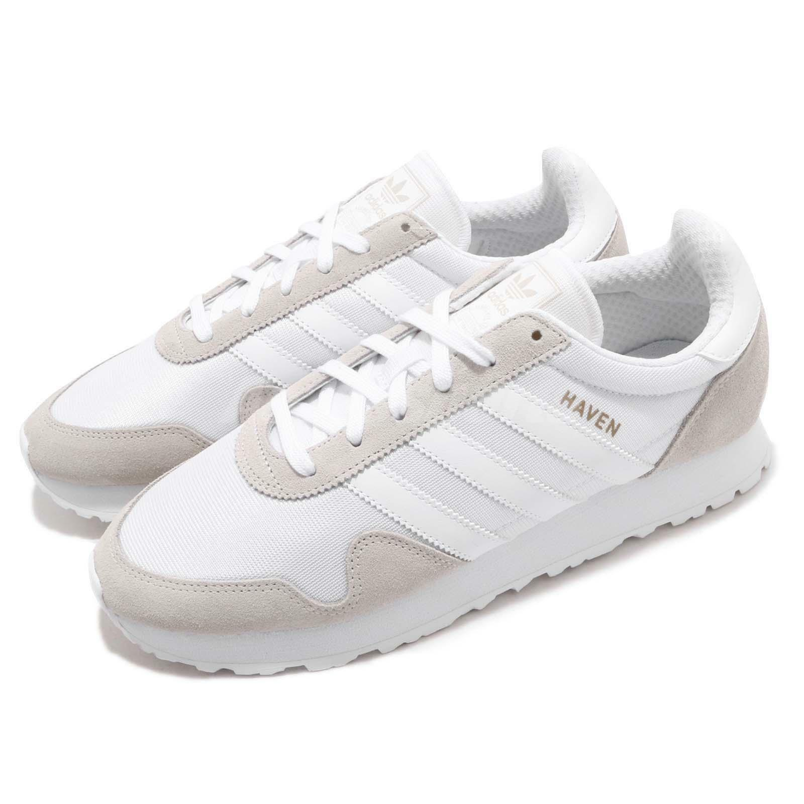 Adidas Originals Haven Vintage White Grey Men Running shoes Sneakers BY9718