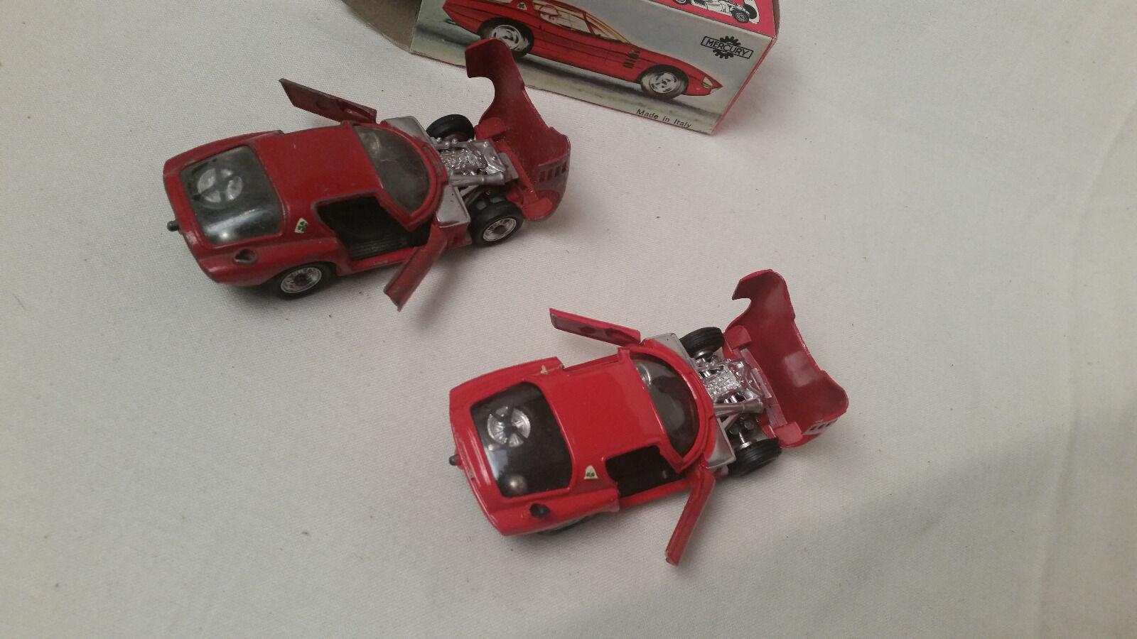 Mercury Alfa Romeo Bertone Cangurio OVP