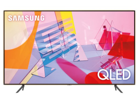 SAMSUNG 65 Class 4K Ultra HD (2160P) HDR Smart QLED TV QN65Q60TB. Available Now for 660.00
