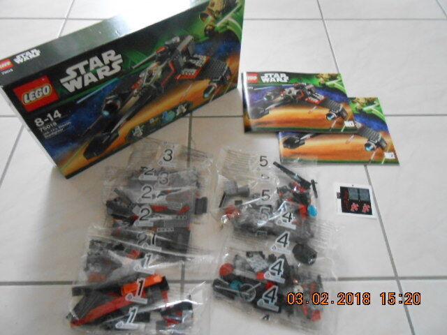 LEGO® 75018 Jek-14´s Stealth Starfighter Starfighter Starfighter e2fa03