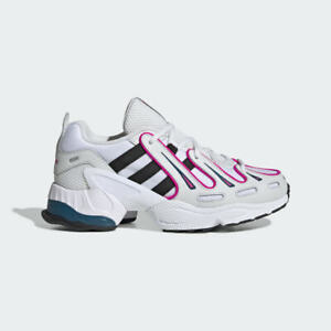newest collection 718eb d9490 Details about NEW ADIDAS WOMEN'S EQT GAZELLE SHOES CRYSTAL WHITE CORE BLACK  SHOCK PINK