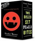 The Chronicles of Vladimir Tod Boxed Set by Heather Brewer (Paperback / softback, 2010)