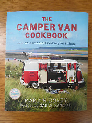THE CAMPER VAN COOKBOOK Life on 4 Wheels Cooking on 2 Rings VW Recipes Dorey