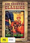 Ride Lonesome (DVD, 2016)