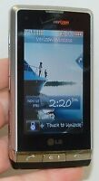 LG VX9700 Dare Smart Cell Phone Touch Screen on Verizon Wireless CDMA 3.2MP Cam