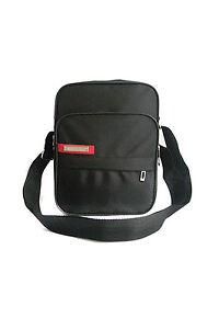 Black-Men-039-s-Shoulder-bag-Messenger-Bag-AD
