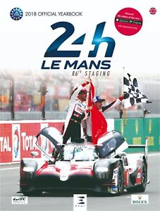 Le Mans 2018 Yearbook 9791028303105