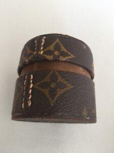 01f2babef0ec Image is loading Rare-Vintage-Louis-Vuitton-Trinket-Jewelry-Box-Desk-