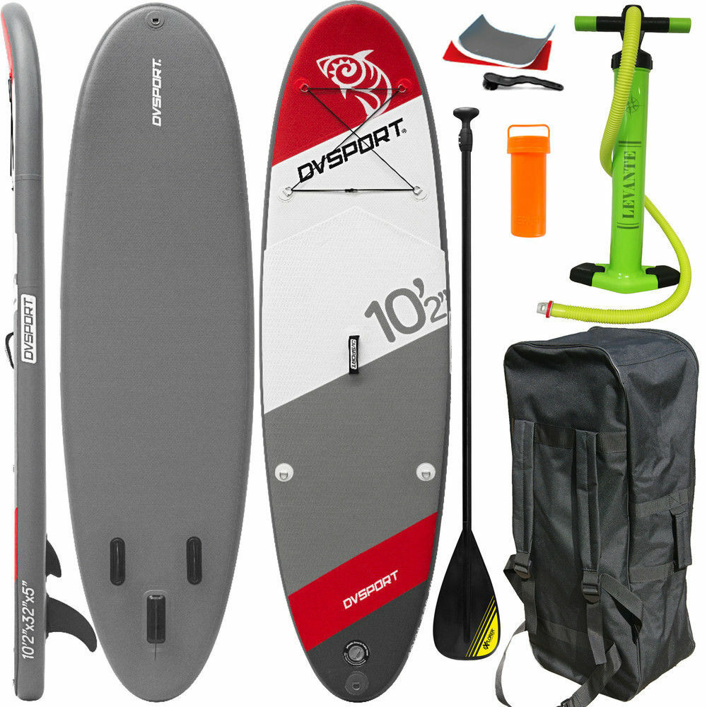 Dvsport 10.2 Fusion 310 sup stand up paddle board surf hinchable remo Ingenieurbüro