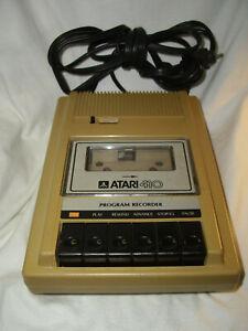 Atari 410 Computer Data Program Cassette Recorder - Untested