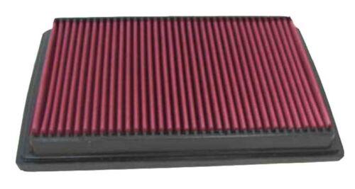 K/&N Filter für Seat Toledo I Typ 1L Bj.8//95-3//99 Luftfilter Sportfilter  ...