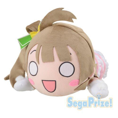 Mega Jumbo Nesoberi Plush MInami Kotori-Snow halation L40cm Sega Love Live