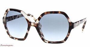 778696858c Image is loading Prada-Women-039-s-Sunglasses-PR06SS-UAO4R2-Spotted-