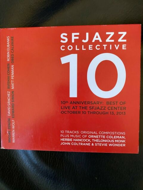 SF JAZZ Collective : SF Jazz Collective 10 (2014)