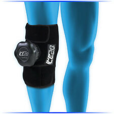 ICE20 Single Knee Ice Cold Compression Wrap Cryo-Therapy