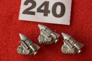 Games Workshop Epic 40k Mekboy Pulsa Rocket Orks 40000 Games Workshop Army Tanks
