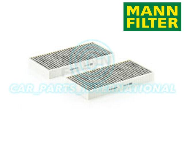 Mann Hummel Innen Innenraum Luft Pollenfilter OE Qualität Ersatzteil CUK 2723-2