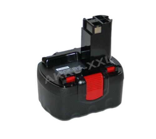 Akku für Bosch GSR PSR  2607335430 12V 3000mAH NIMH