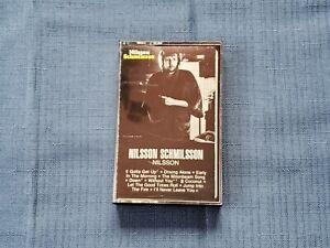 Nilsson Schmilsson Nilsson Cassette 1971 RCA