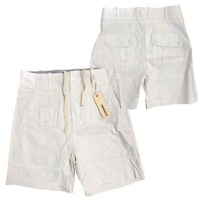 Responsabile Diesel Donna Cargo Shorts Pantaloni Corti Tg W27-w29 Nuovo-mostra Il Titolo Originale Irrestringibile