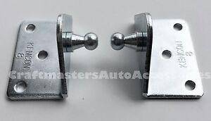 Single Truck cap prop//shock 10mm ball mount bracket # GPB-1R