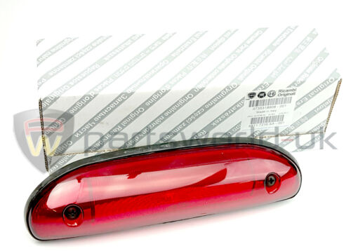 Fiat Ducato Rear Brake Lamp Citroen Relay Peugeot Boxer 735318908 GENUINE Fiat