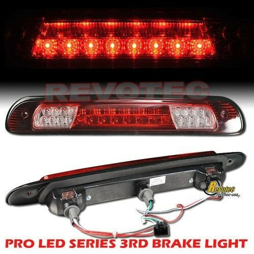 LED Tail Lights /& LED 3rd Brake Lights For 2004-2006 Toyota Tundra Double Cab
