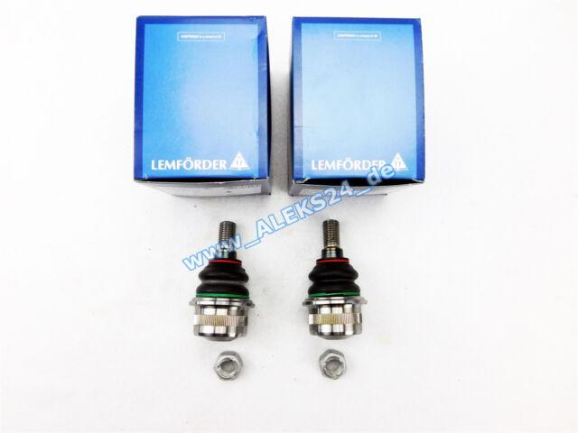 2x Lemförder Wishbone Repair Kit Ball Joint L+R W211 S211 C219 3377301