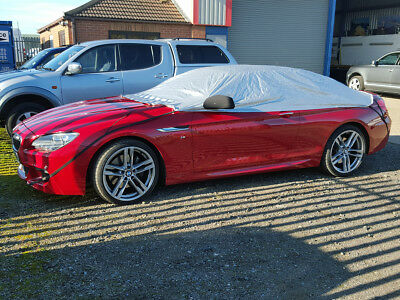 BMW 6 SERIES F13 PREMIUM HD FULLY WATERPROOF CAR COVER COTTON LINED LUXURY