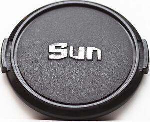 Genuine Sun 58mm 58 mm Front Lens Cap Snap on