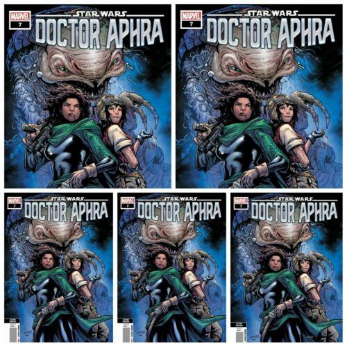 Star Wars Doctor Aphra #7 2nd Print Variant Bundle Options