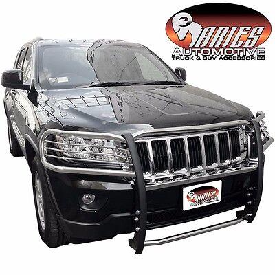 Aries Automotive 1052 Black Grille Guard