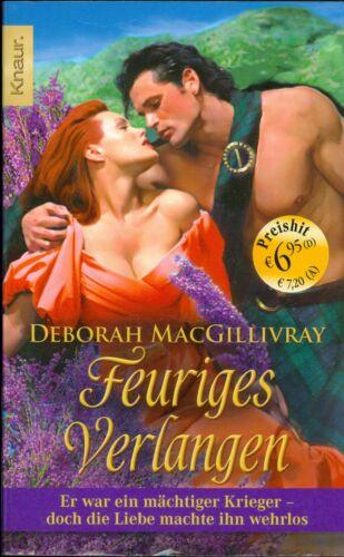 1 von 1 - Deborah MacGillivray: Feuriges Verlangen (Dragons of Challon-Reihe, Teil 2)