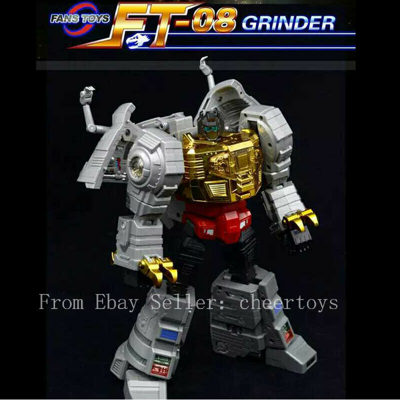 FansToys FT-08 ft08 Grinder FT08 Figure Colour